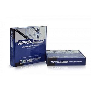 Kit Relação Honda XRE 300 Riffel Titanium