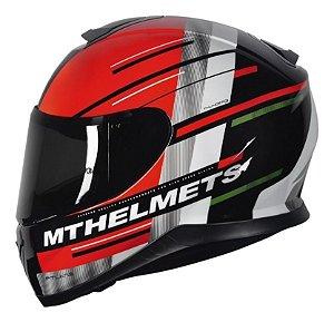 Capacete Thunder 3 Pitlane MT Helmets