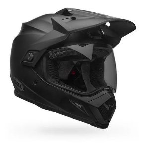 Capacete Bell MX9 Adventure MIPS Matte Black