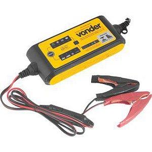 Carregador Inteligente de bateria 127V 1ah Vonder