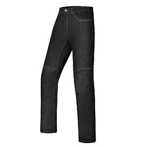 Calça Jeans Ride Kevlar Preta X11