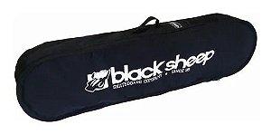 BOLSA SKATE BLACK SHEEP SEMI LONG PRETA IMPERMEAVEL