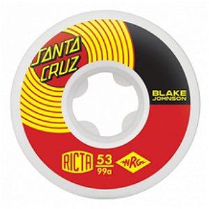 RICTA Santa Cruz Blake Johnson Naturals 53mm 99A
