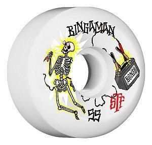 BONES STF V5 Sidecut Pro Line Bingaman Zapped