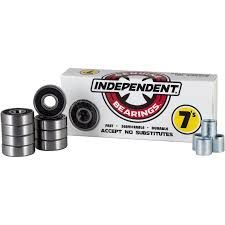 INDEPENDENT Genuine Bearings 7's