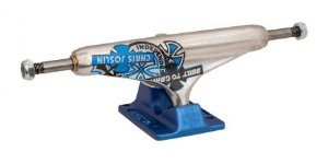 INDEPENDENT Stage 11 Forged Hollow Chris Joslin Silver Blue Standard