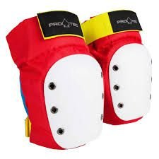 PRO-TEC Knee Pads Joelheiras Pro Retro
