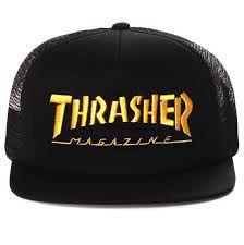 Boné Thrasher Magazine