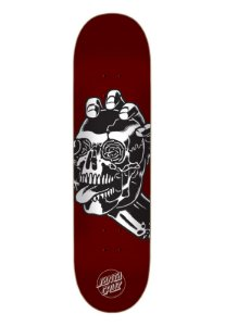 Shape Santa cruz Screaming skull