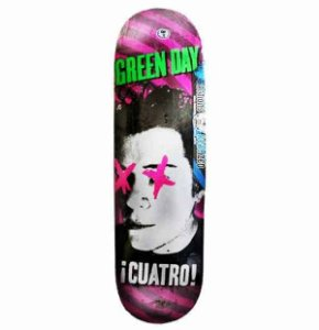 Shape Real Green Day
