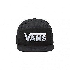 Boné Vans Drop V II Snapback Preto
