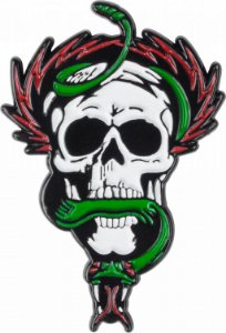 Pin Powell Peralta Skull and Snake