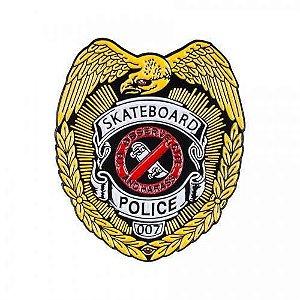 Pin Powell Peralta Skateboard Police