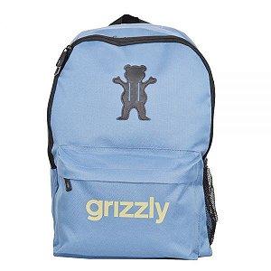 Mochila Grizzly Og Bear Azul