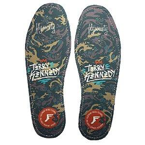 Palmilha Footprint King Foam - Terry Kennedy