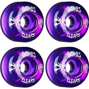 Roda Bones SPF (Skate Park Formula) Clear Purple
