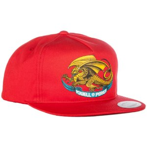 BONE POWELL PERALTA Oval Dragon Red