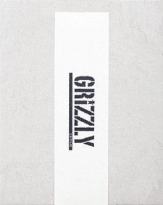 LIXA GRIZZLY TRANSPARENTE