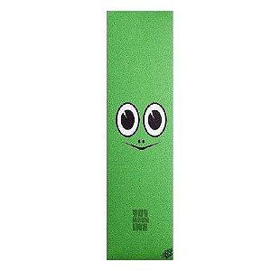 LIXA SKATE MOB TOY MACHINE FACE MONSTER GREEN