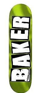 """SHAPE BAKER 8,1"""" FOIL GREEN"""
