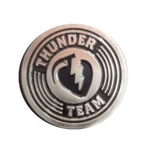 PIN THUNDER TEAM