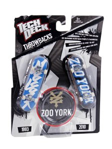 Tech Deck Zoo York THROWBACKS Double