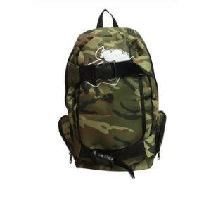 MOCHILA SKATEBAG BLACK SHEEP CAMUFLADA