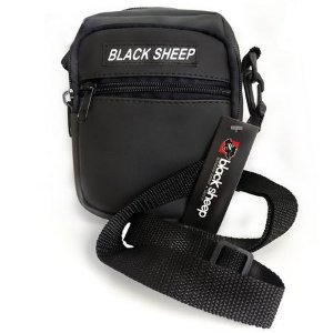 SHOULDER BAG BLACK SHEEP PRETA