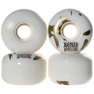 RODA BONES REFLECTION 56MM GOLD