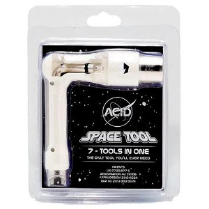 Chave Space Tool Branca