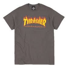 CAMISETA THRASHER TUBULAR