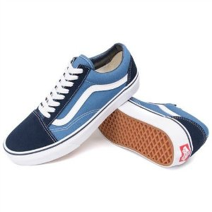 VANS OLD SKOOL NAVY INFANTIL