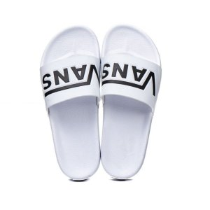 VANS SLIDE ON BRANCO