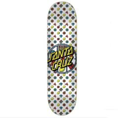 SHAPE SANTA CRUZ POWERLYTE JACKPOT BRANCO 8,0