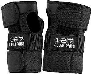 WRISTGUARD 187 KILLER PADS BLACK TAM. P (S)