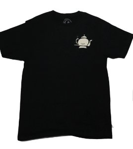 CAMISETA FOUNDATION BLACK