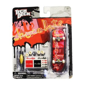 FINGERBOARD TECH DECH CHOCOLATE CHICO BRENES