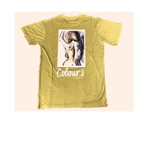 CAMISETA COLOURS COLLECTIV BAMBOO BEGE