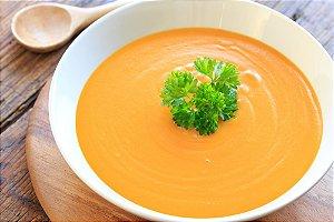 Sopa de Abóbora com Musculo
