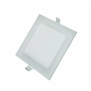 Painel Slim LED G-Light - Ecoled Quadrado - EMBUTIR 120º Autovolt