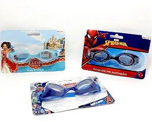 Óculos de Natação Infantil Personagens - Etihome