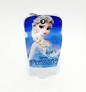 Frasco Para Álcool Em Gel Com Capa - Temático Frozen