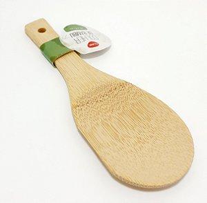 Colher De Bambu Para Cozinha Pequena - Clink