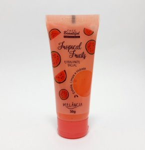 Esfoliante Facial Bisnaga Tropical Fruits Melancia - Face Beautiful
