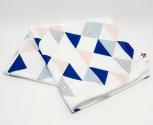 Capa Para Almofada De Tecido - Colorido