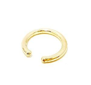 Piercing Fake Dourado - Argolinha M