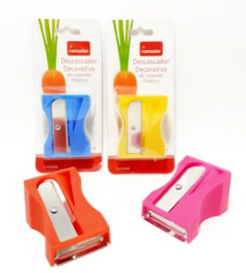 Descascador Decorativo De Plástico Para Frutas E Legumes - Temático Apontador