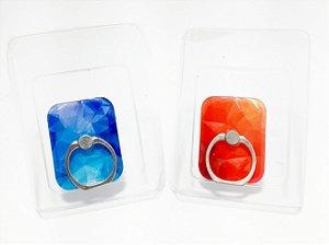 Suporte De Dedo Para Celular Pop Sockets Com Argola - Colorido