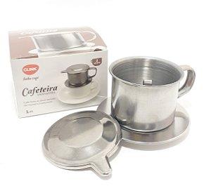 Cafeteira Vietnamita De Inox - Clink