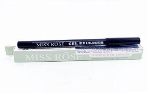 Lápis De Olho Em Gel EP-03 Black Under Eye Maker - Miss Rôse